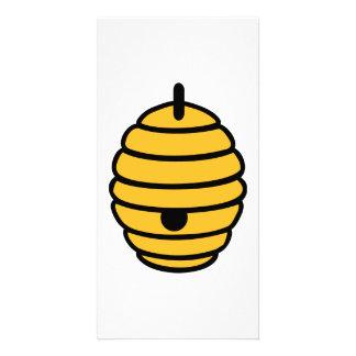 Beehive Photo Card