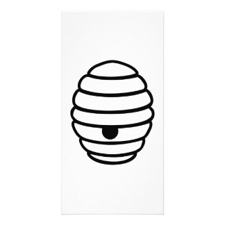 Beehive Picture Card