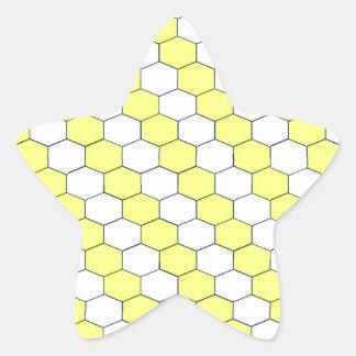 BeeHive Star Sticker