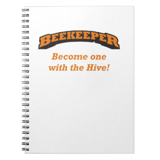 Beekeeper - Become one with the Hive! Note Books