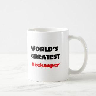 beekeeper coffee mug