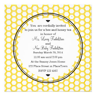 Beekeeper s Card Personalized Announcements