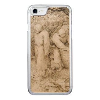 Beekeepers by Pieter Bruegel the Elder Carved iPhone 7 Case