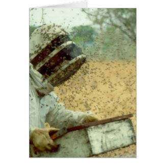 Beekeepers Card