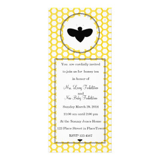 Beekeeper's Card Invitation