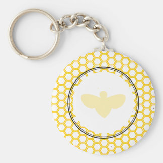 Beekeepers Key Chains