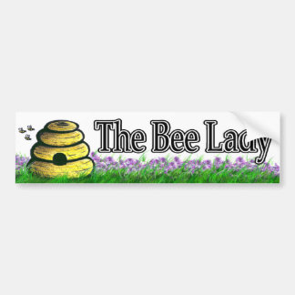BEELADY BUMPER STICKER