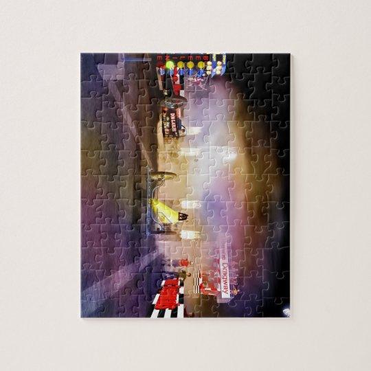 Beeline Dragway Tribute Jigsaw Puzzle