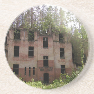 Beelitz hospital ruin, Alpenhaus Coaster