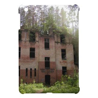 Beelitz hospital ruin, Alpenhaus iPad Mini Cover