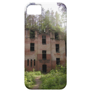 Beelitz hospital ruin, Alpenhaus iPhone 5 Cases