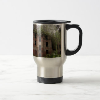 Beelitz hospital ruin, Alpenhaus Travel Mug