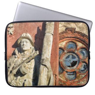 Beelitz, Russian Memorial 1.0 Laptop Sleeve