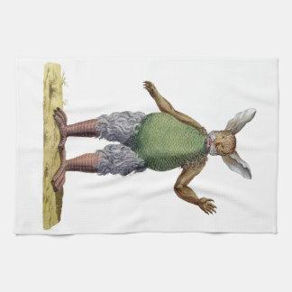 Beelzebub Kitchen Towel
