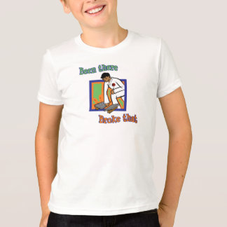 Been There Broke That Martial Arts Male Tee Shirt