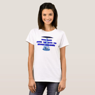 Been There have souvenir Blue T-Shirt