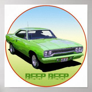 Beep-Beep Poster