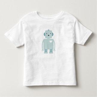 Beep Boop Bot Robot Toddler T-shirt
