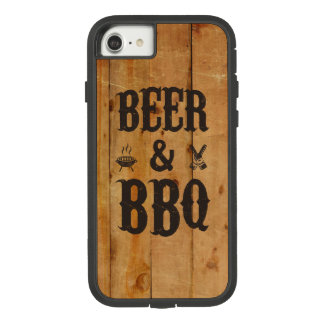 Beer and BBQ Case-Mate Tough Extreme iPhone 7 Case