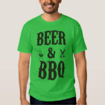 Beer and BBQ Tee Shirt