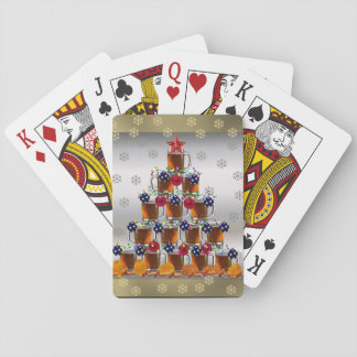 Beer and Chips Playing Cards