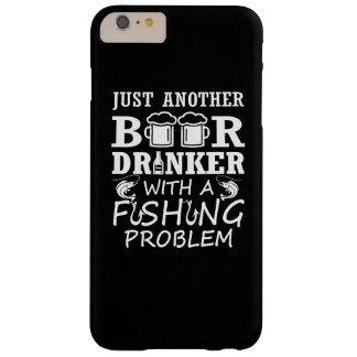Beer and Fishing Barely There iPhone 6 Plus Case