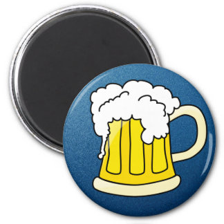 beer and mug magnet