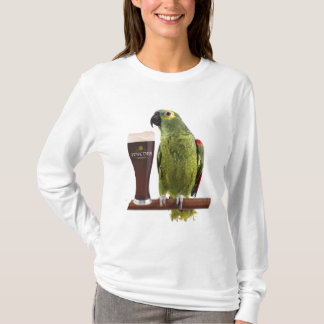 Beer and Parrot T-Shirt