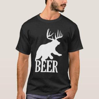 Beer (bear and deer) T-Shirt