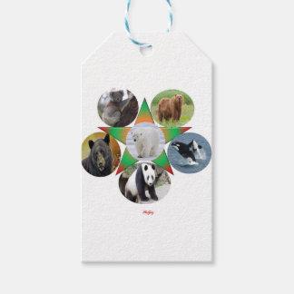 beer, bear, wildlife , animal,zool gift tags