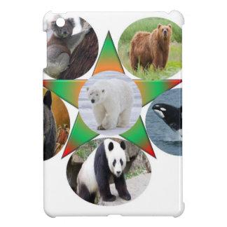 beer, bear, wildlife , animal,zool iPad mini cover