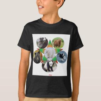 beer, bear, wildlife , animal,zool T-Shirt