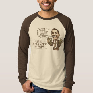 Beer because Hope Change Aren't Working T-Shirt