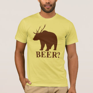 BEER? Beer Deer Hunter T-shirt