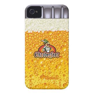 Beer Bier Bottle iPhone 4 Case /removable logo/
