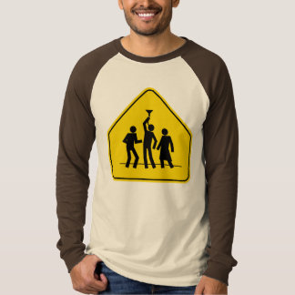 Beer Bong Crossing T-Shirt