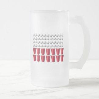Beer Bong Polska Frosted Mug