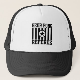 Beer Bong Referee Hat