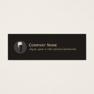 Beer Business Mini Profile Card