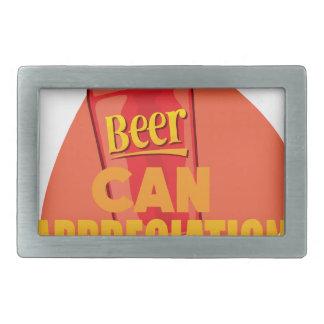 Beer Can Appreciation Day - Appreciation Day Belt Buckle