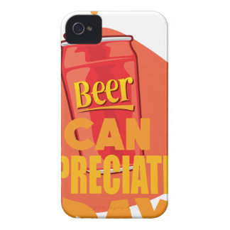 Beer Can Appreciation Day - Appreciation Day Case-Mate iPhone 4 Case
