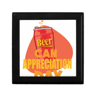 Beer Can Appreciation Day - Appreciation Day Gift Box