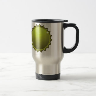 beer cap travel mug