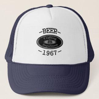 Beer Crafting Department Trucker Hat