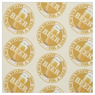 BEER custom fabric