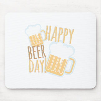 Beer Day Mouse Pad