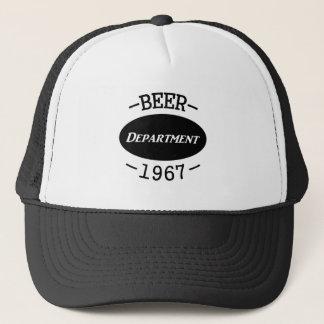 Beer Department 2 Trucker Hat