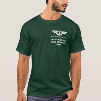 Beer Disposal Unit T-Shirt