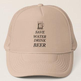 Beer Drink Food Trucker Hat