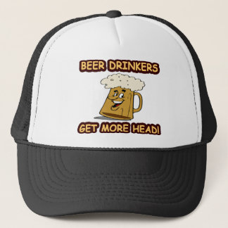 Beer Drinkers Trucker Hat